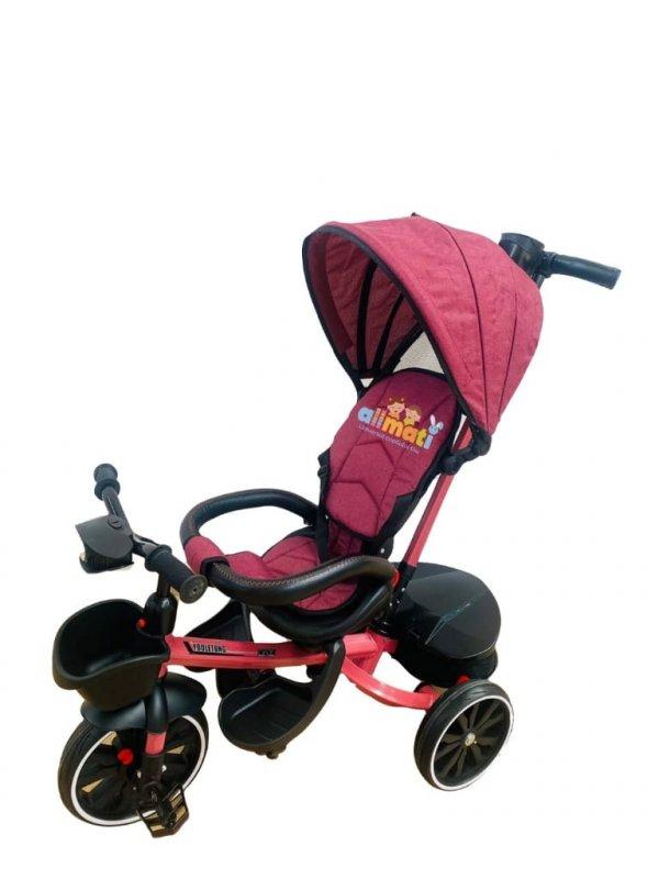 tricicleta copii cu scaun reversibil 2