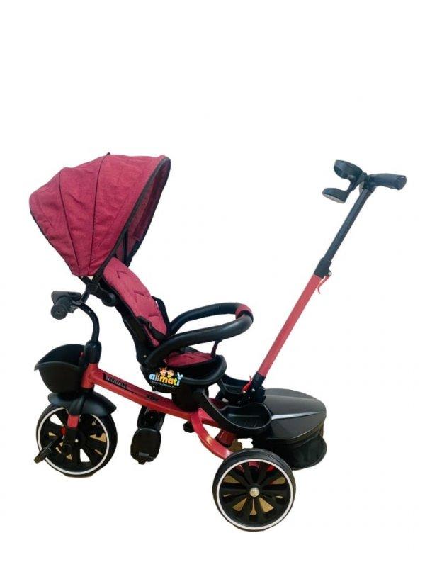 tricicleta copii cu scaun reversibil 4