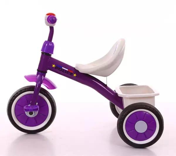 tricicleta copii cu sunete si lumini 12