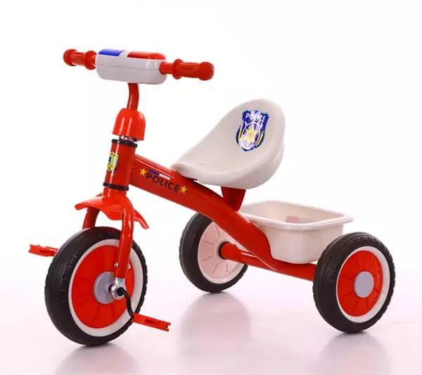 tricicleta copii rosu