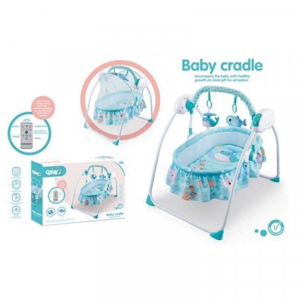 balansoar bebelusi cu telecomanda si sunete 6