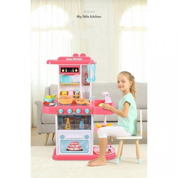bucatarie de jucarie cu sunete si lumini Home kitchen 3
