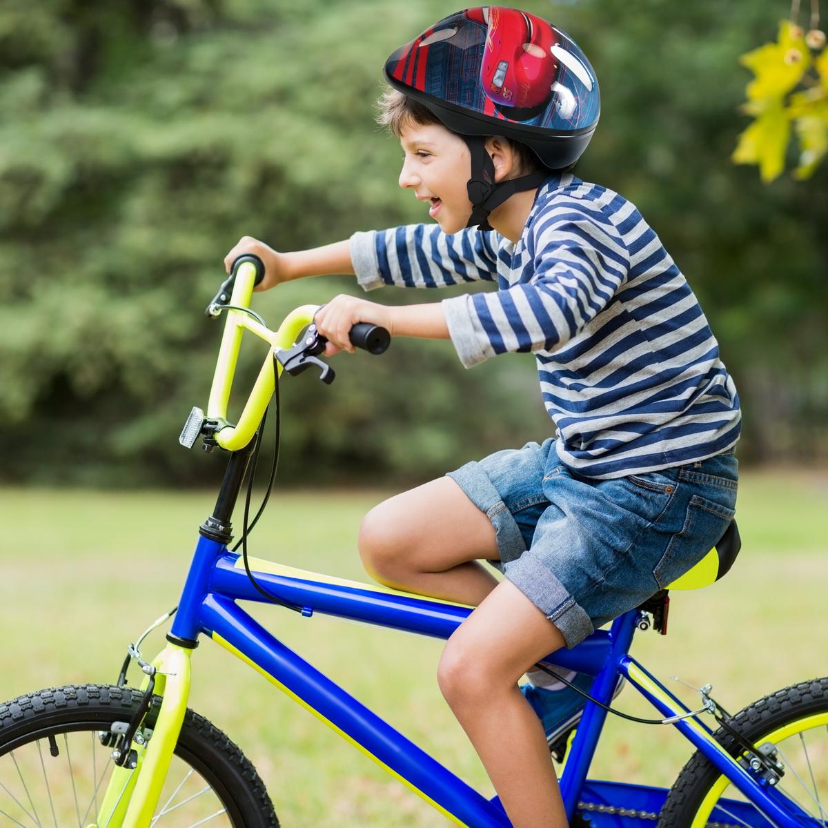 casca de protectie copii cars 2