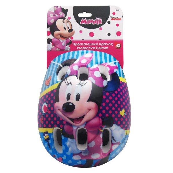 casca de protectie copii minnie mouse