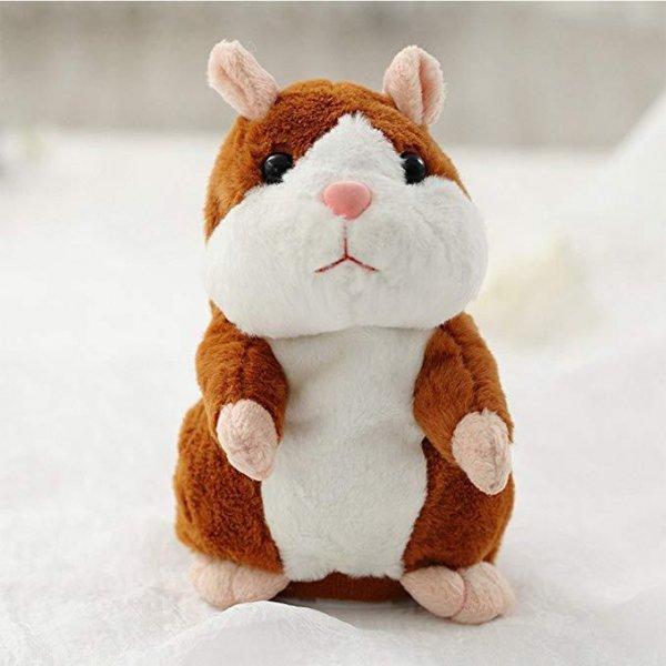 jucarie din plus hamsterul vorbitor