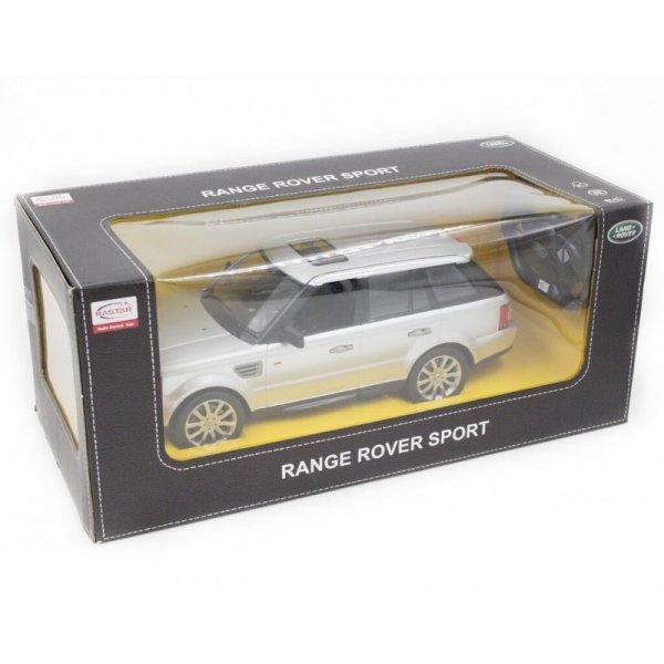 masina cu telecomanda range rover sport argintiu