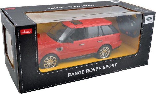 masina cu telecomanda range rover sport rosu 1