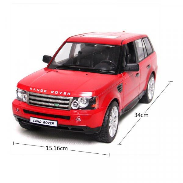 masina cu telecomanda range rover sport rosu 3