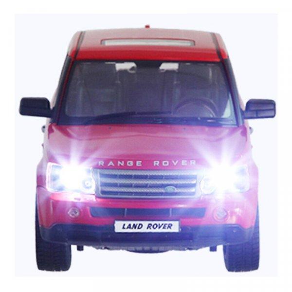masina cu telecomanda range rover sport rosu 4
