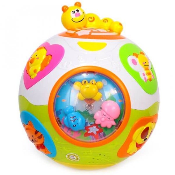 minge interactiva pentru bebelusi 1