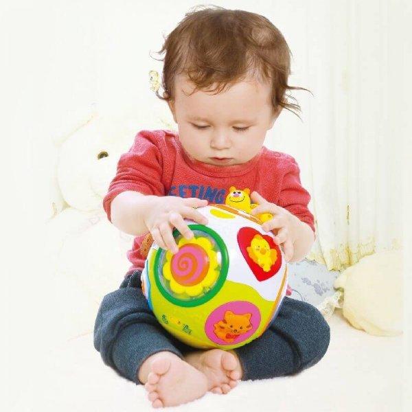 minge interactiva pentru bebelusi 4