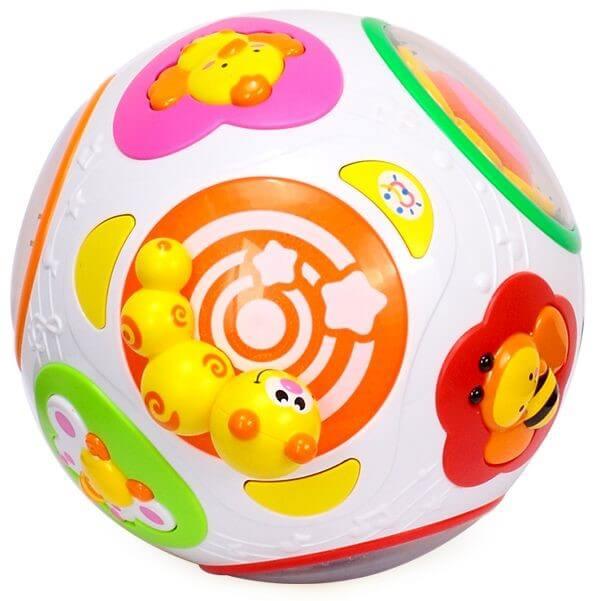minge interactiva pentru bebelusi 5