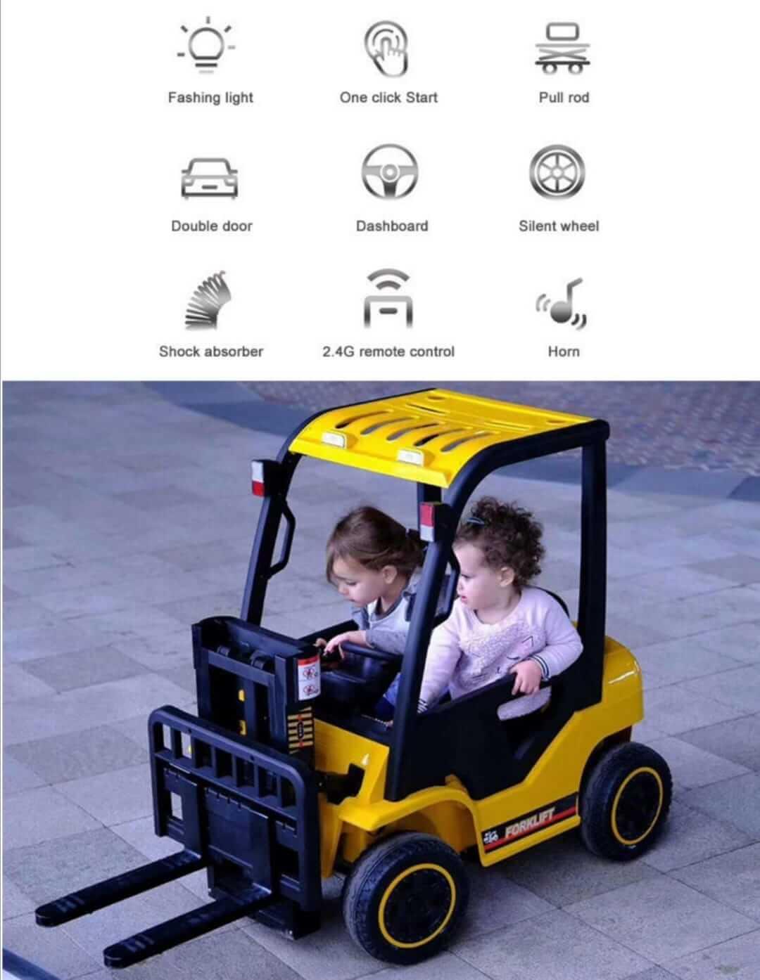 motostivuitor electric pentru copii 8