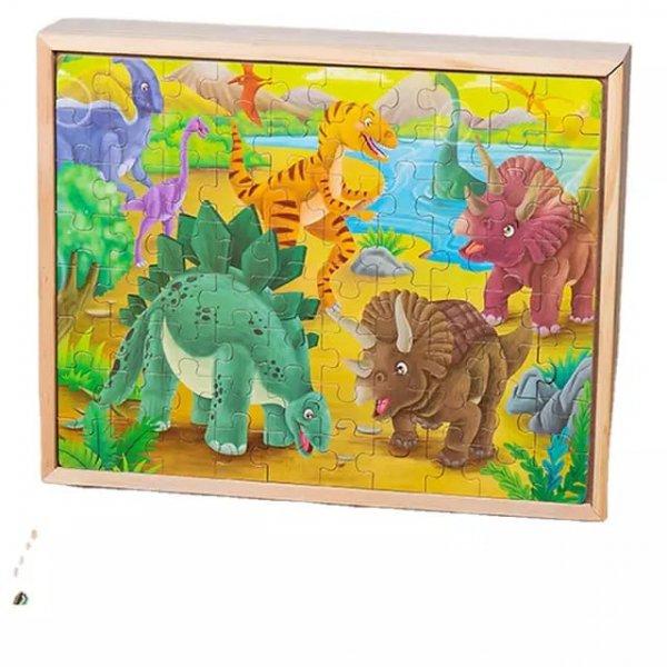 puzzle 4in10din lemn 2