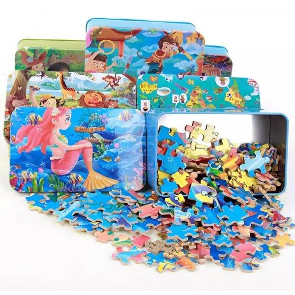 puzzle 4in1