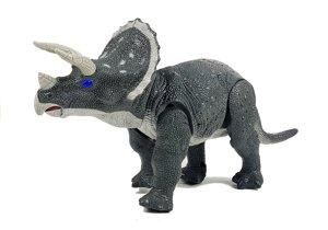 robot dinozaur triceratops cu telecomanda 3