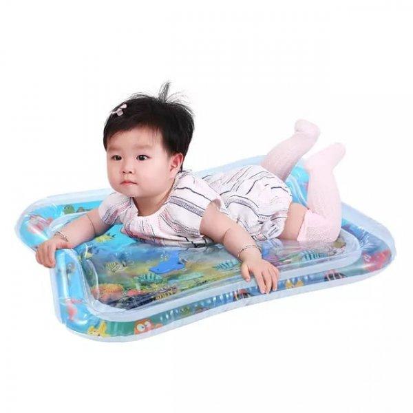 saltea cu apa pentru bebelusi caracatita 4
