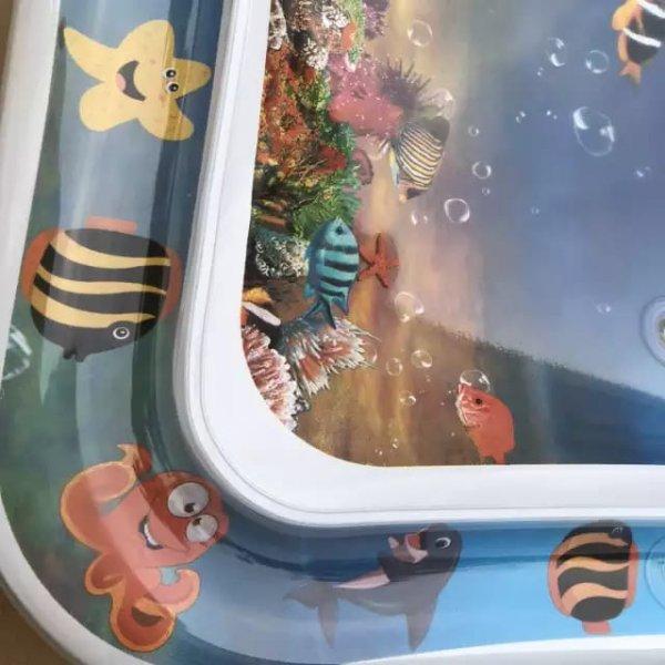 saltea cu apa pentru bebelusi caracatita 7