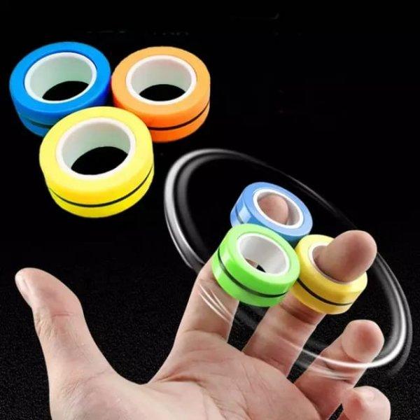 set 3 inele magnetice antistres 1