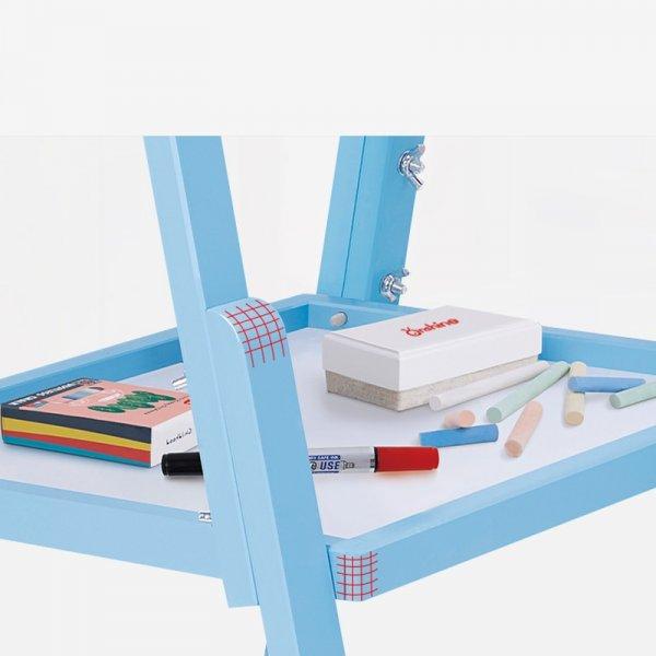 tabla magnetica din lemn reglabila 2