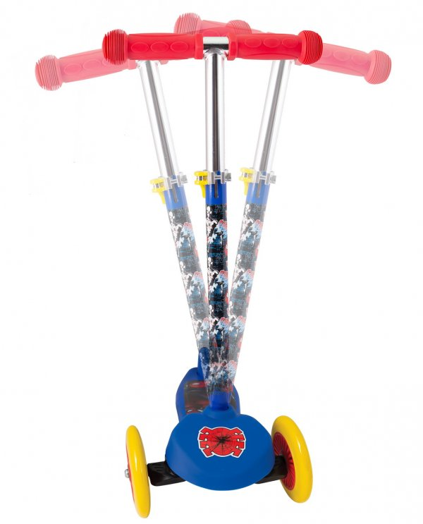 trotineta copii twist roll spiderman 4