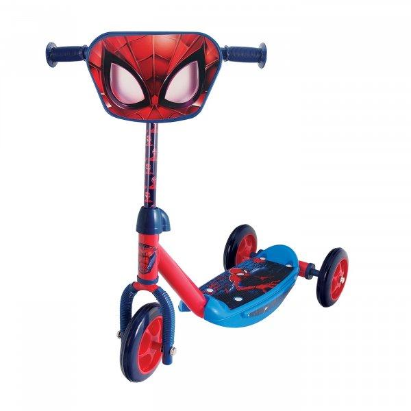 trotineta copii spiderman