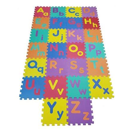 covoras de joaca 26 piese literele alfabetului 2