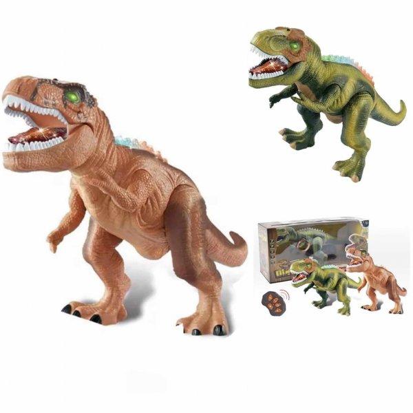 dinozaur de jucarie cu telecomanda 2 1