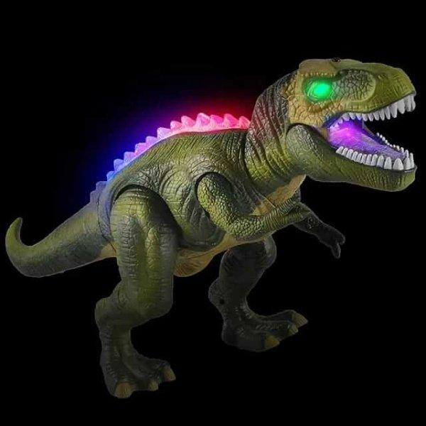 dinozaur de jucarie cu telecomanda 5