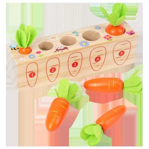 joc secventa marimilor cei 5 morcovi din gradina 2