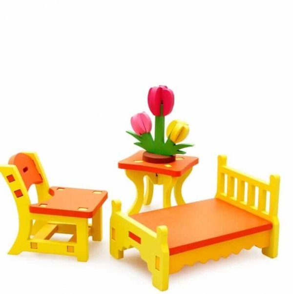 set de construit mobilier dormitor