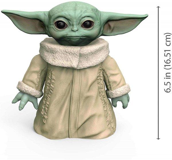 star wars figurina baby yoda 2