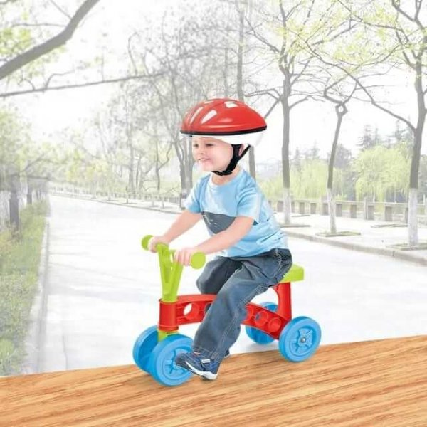 tricicleta copii portabila fara pedale 3