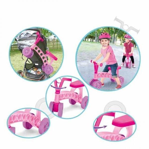 tricicleta copii portabila fara pedale 5