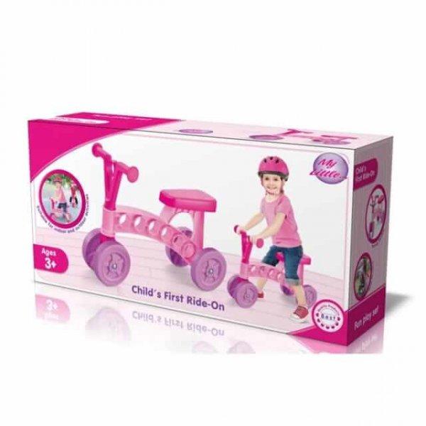 tricicleta copii portabila fara pedale 6