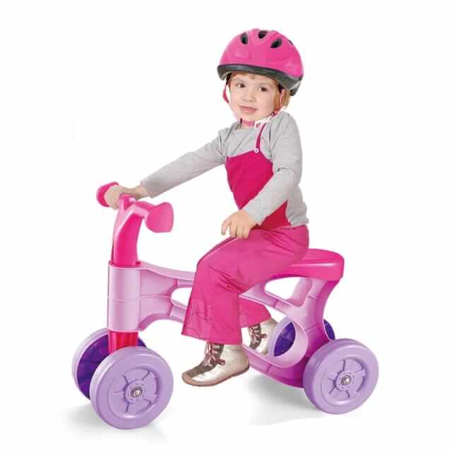tricicleta copii portabila fara pedale 9