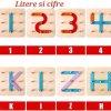 joc educativ din lemn invata alfabetul si creaza forme 7