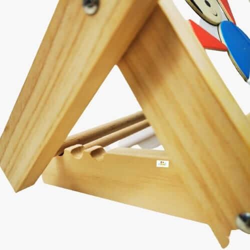 tablita din lemn cu suport reglabil 3