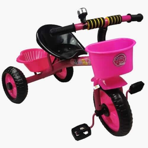tricicleta copii little pony 1