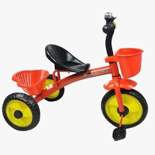 tricicleta cu pedale pentru copii cars 2