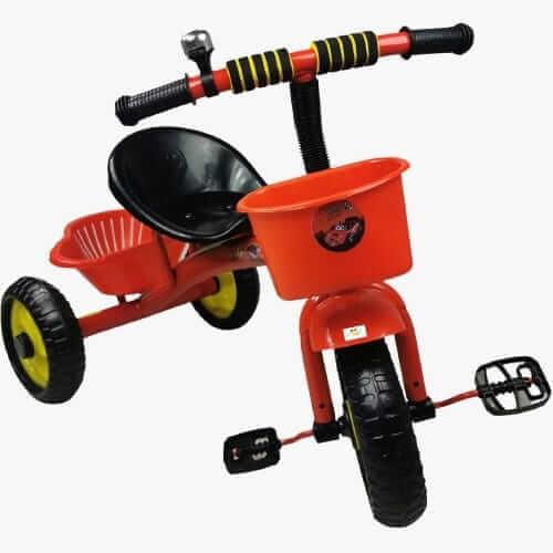 tricicleta cu pedale pentru copii cars 3