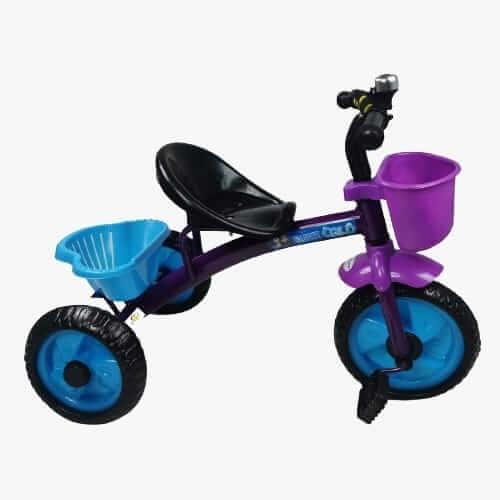 tricicleta cu pedale pentru copii frozen 3