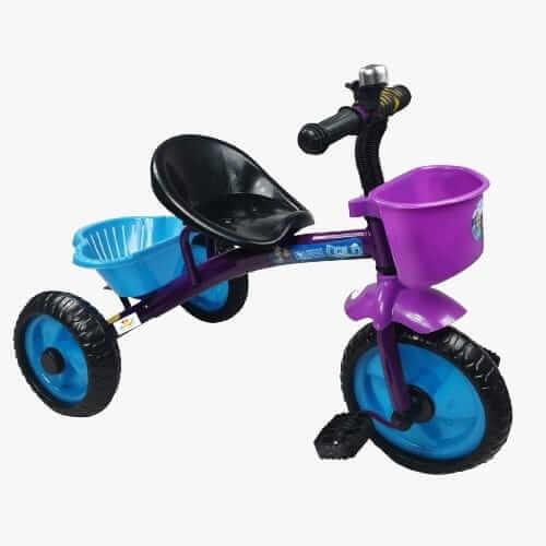 tricicleta cu pedale pentru copii frozen 4