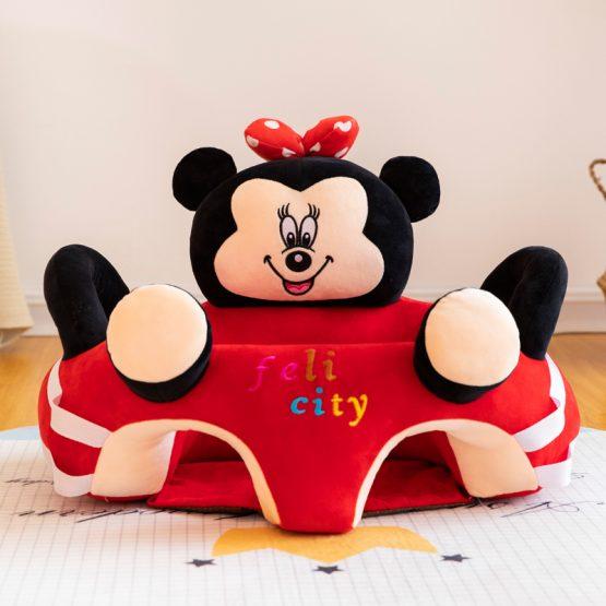fotoliu copii mickey si minnie mouse 2