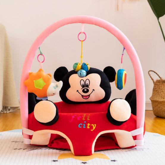 fotoliu copii mickey si minnie mousefotoliu copii mickey si minnie mouse 3