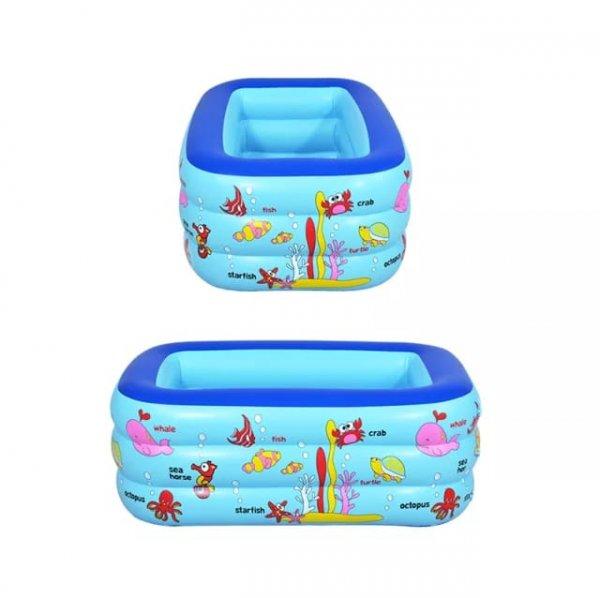 piscina gonflabila copii 150x110x50cm 2