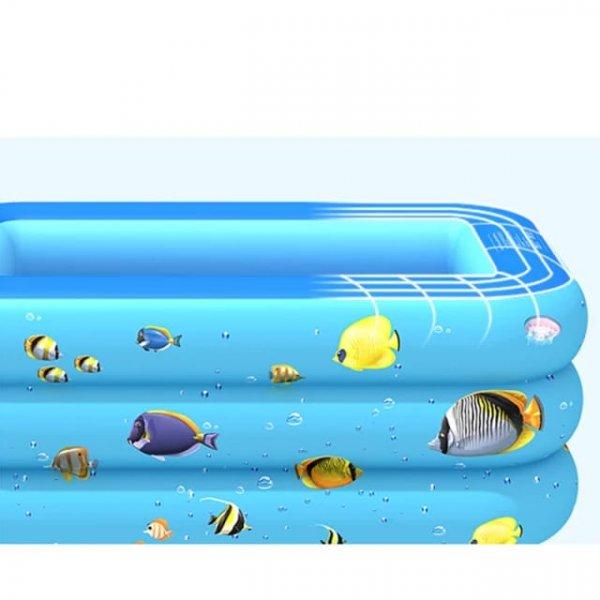 piscina gonflabila copii 150x110x50cm 4