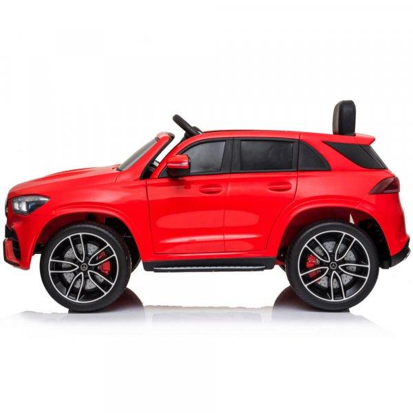 Masinuta electrica Mercedes GLE 450 rosie 1000x1000 1