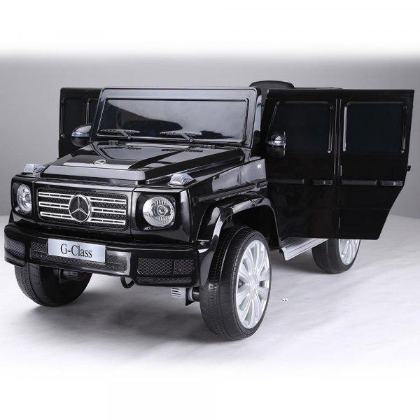 masinuta electrica mercedes g500 negru 6