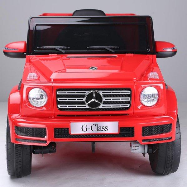 masinuta electrica mercedes g500 rosu 4